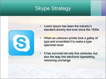 Seaside Sunset PowerPoint Templates - Slide 8