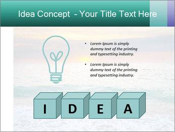 Seaside Sunset PowerPoint Templates - Slide 80