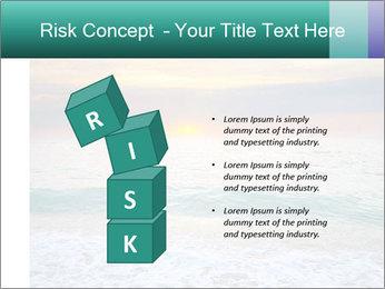 Seaside Sunset PowerPoint Templates - Slide 81