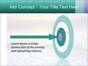 Seaside Sunset PowerPoint Templates - Slide 83