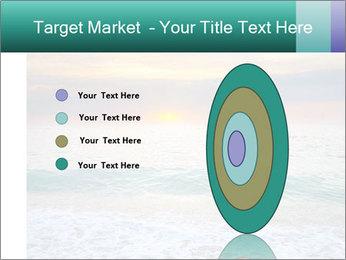 Seaside Sunset PowerPoint Templates - Slide 84