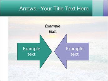 Seaside Sunset PowerPoint Templates - Slide 90