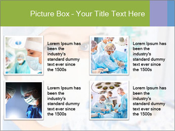 Medical Nurse In Mask PowerPoint Templates - Slide 14