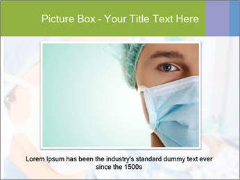 Medical Nurse In Mask PowerPoint Templates - Slide 15