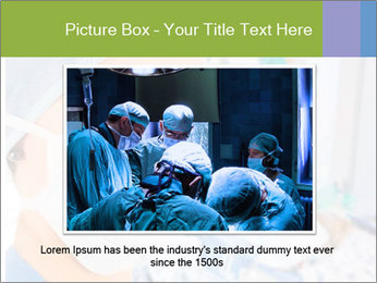Medical Nurse In Mask PowerPoint Templates - Slide 16