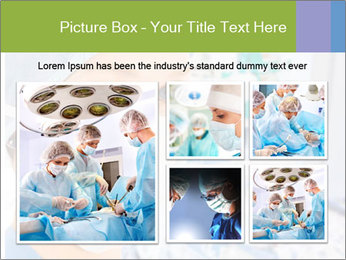 Medical Nurse In Mask PowerPoint Templates - Slide 19