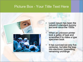 Medical Nurse In Mask PowerPoint Templates - Slide 20