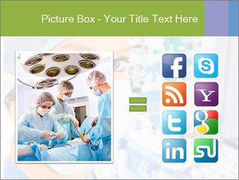Medical Nurse In Mask PowerPoint Templates - Slide 21