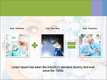 Medical Nurse In Mask PowerPoint Templates - Slide 22