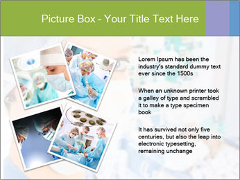 Medical Nurse In Mask PowerPoint Templates - Slide 23