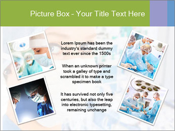 Medical Nurse In Mask PowerPoint Templates - Slide 24