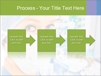 Medical Nurse In Mask PowerPoint Templates - Slide 88