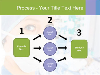 Medical Nurse In Mask PowerPoint Templates - Slide 92