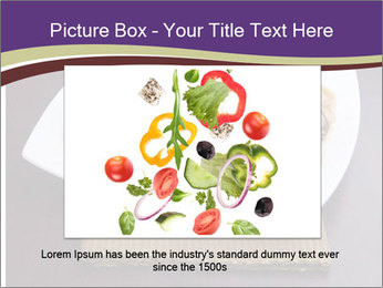 Chinese Noodles Served With Meat PowerPoint Template - Slide 16