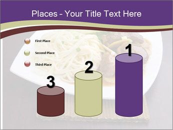 Chinese Noodles Served With Meat PowerPoint Template - Slide 65