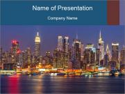 New York PowerPoint Templates