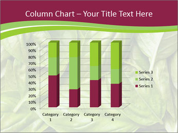 The fresh basil leaves PowerPoint Template - Slide 50