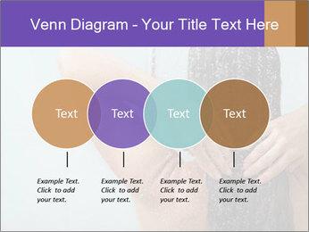 Woman washing long hair PowerPoint Templates - Slide 32