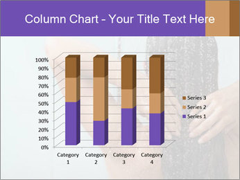 Woman washing long hair PowerPoint Templates - Slide 50