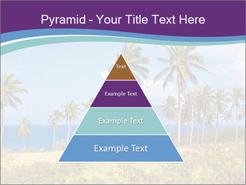 Palm trees PowerPoint Template - Slide 30