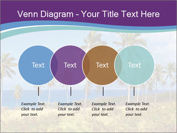 Palm trees PowerPoint Template - Slide 32