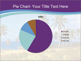 Palm trees PowerPoint Template - Slide 36