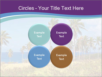 Palm trees PowerPoint Template - Slide 38