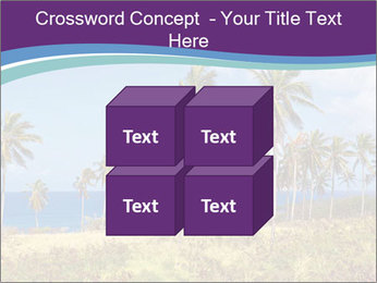 Palm trees PowerPoint Template - Slide 39