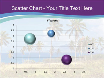 Palm trees PowerPoint Template - Slide 49