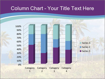 Palm trees PowerPoint Template - Slide 50