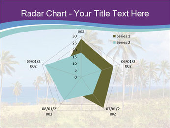Palm trees PowerPoint Template - Slide 51