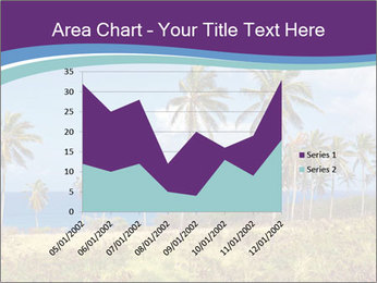 Palm trees PowerPoint Template - Slide 53