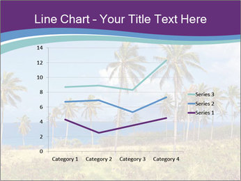 Palm trees PowerPoint Template - Slide 54