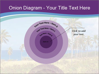Palm trees PowerPoint Template - Slide 61