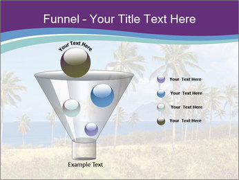 Palm trees PowerPoint Template - Slide 63