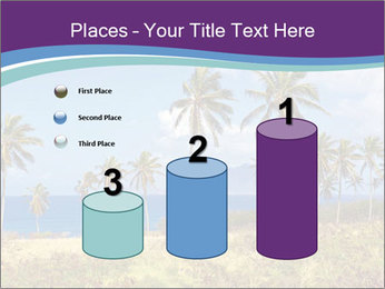 Palm trees PowerPoint Template - Slide 65