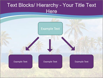 Palm trees PowerPoint Template - Slide 69