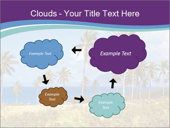 Palm trees PowerPoint Template - Slide 72