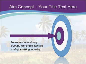 Palm trees PowerPoint Template - Slide 83