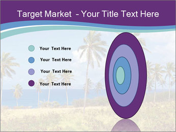 Palm trees PowerPoint Template - Slide 84