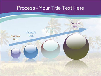 Palm trees PowerPoint Template - Slide 87