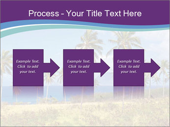 Palm trees PowerPoint Template - Slide 88