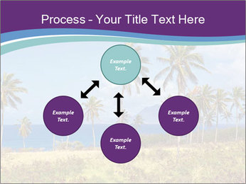 Palm trees PowerPoint Template - Slide 91