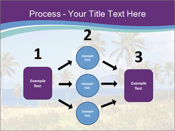 Palm trees PowerPoint Template - Slide 92