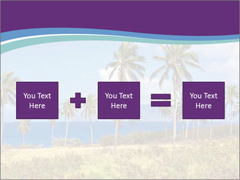 Palm trees PowerPoint Template - Slide 95