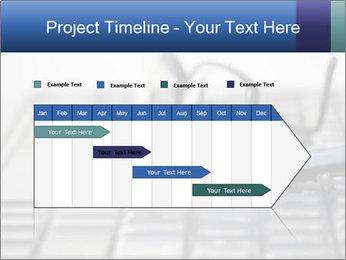 Laptop keyboard PowerPoint Template - Slide 25