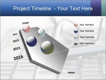 Laptop keyboard PowerPoint Template - Slide 26