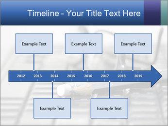 Laptop keyboard PowerPoint Template - Slide 28