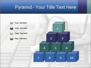 Laptop keyboard PowerPoint Template - Slide 31