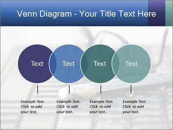Laptop keyboard PowerPoint Template - Slide 32